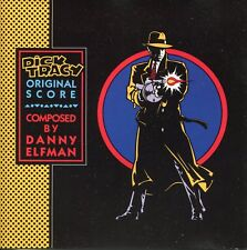 Dick Tracy Original Score Composed by Danny Elfman