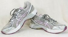 Asics GT 2160 Women's 9.5 EE Running Shoes Silver T156N Y033