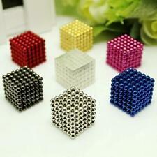 Magnetic Fidget Balls - 5/3mm 1000/216 Pcs Multi Colored - 10 Colors stocking