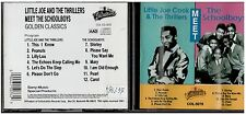 1728 - CD - LITTLE JOE COOK  & THE THRILLERS MEET THE SCHOOLBOYS