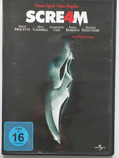 Scream 4 - Horror Maske is back - Wes Craven, David Arquette, Corteney Cox