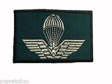 Brevetto Paracadutista Militare GOI Incursori Marina Militare Patch Verdona Topp