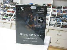 QUIQUE GONZALEZ & LOS DETECTIVES 2CD + DVD EN VIVO DESDE RADIO STATION 2018