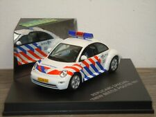 VW Volkswagen New Beetle Dutch Politie - Vitesse 1/500pcs 1:43 in Box *38701