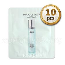 [O HUI] Miracle Aqua Essence 1ml x 10pcs Korea Cosmetics OHUI