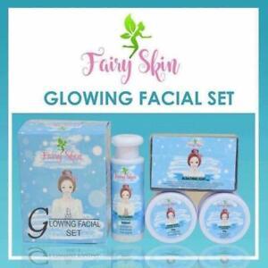 Fairy Skin GLOWING -MAINTENACE Whitening Facial Set