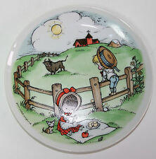 A Joan Walsh Anglund Collector Plate 1975