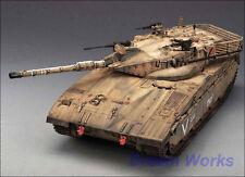 Award Winner Built Academy 1/35 IDF Merkava II MBT +PE