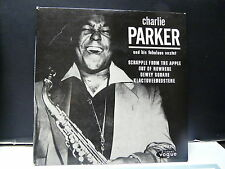 CHARLIE PARKER Scrapple from the apple ... EPL 8202 VOGUE