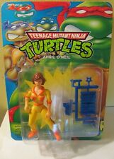 April O'Neil TMNT 1993 Playmates Action Figure MOC