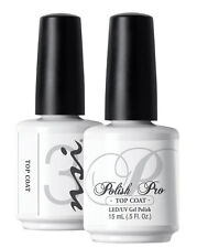NSI Polish Pro LED/UV Gel Polish Top Coat - .5oz (15 mL) # NP015