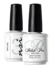 NSI Polish Pro LED/UV Gel Polish Top Coat .5oz - NP015