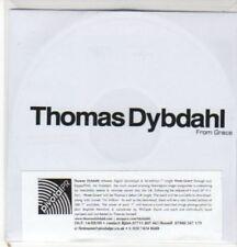 (AW903) Thomas Dybdahl, From Grace - DJ CD