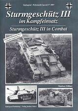 Tankograd 4007: Sturmgeschutz III In Combat