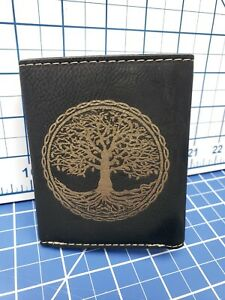 Tree of Life Trifold Wallet