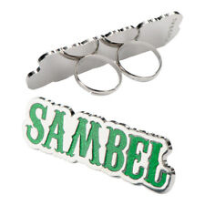 Sons Of Anarchy Sambel Double Finger Ring