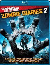 Zombie Diaries 2 (Blu-ray Disc, 2011) * NEW *