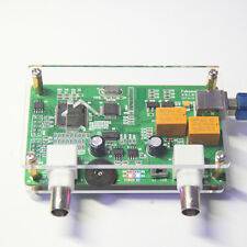 USB Virtual  oscilloscope +Spectrum analyzer + sweeper + signal source +case