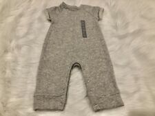 Nwt BABY GAP Longall Romper 3-6 Months