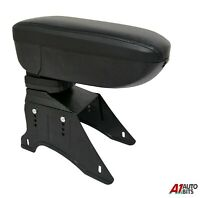 Arm Rest Armrest Centre Black Console For Vw Bora Caddy Fox Jetta Lupo Sharan