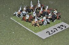15mm 7YW / french - seven years war cavalry 12 cavalry  - cav (20733)