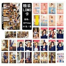 2017 New 30pcs set KPOP TWICE SIGNAL Collective  Photo Card Lomo Card