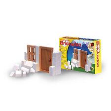Juguetes de construcción bloques de construcción Set Kids Ladrillos Kit Creative brickadoo Starter