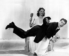 Red Skelton and Eleanor Powell UNSIGNED photo - H3644 - I Dood It