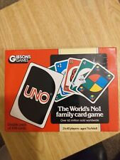 Uno card game by Gibsons Games