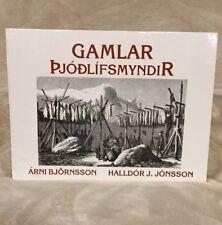 Gamlar (1984, hardcover) - Pjódlífsmyndir by Arni Björnsson & Halldór J. Jónsson