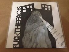 """F** The Facts/Pleasant Valley Split Vinyl 7"""" Record canada grindcore/death metal"""