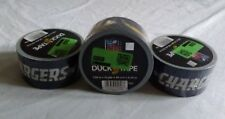 Duck Brand LA Chargers Duck Tape Lot of 3
