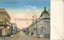PARAGUAY ASUNCION CALLE PALMAS MAPA 305664