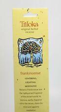 Frankincense - Triloka Original Herbal Incense Sticks
