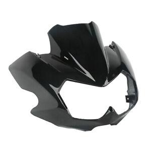 Fairing Front Front Lamp End Mask Cockpit Headlight For Kawasaki Z750N 2004-2006