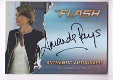 Cryptozoic Flash Season 1 autograph Amanda Pays AP