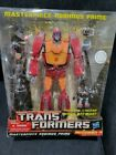 Transformers Masterpiece Rodimus Prime - Hasbro version, complete in box, USA
