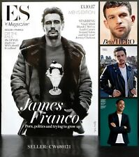 JAMES FRANCO THE DEUCE LOYLE CARNER ARNAUD VALOIS ES MAGAZINE MENS EDITION 2017