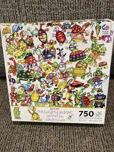 One Hundred Turtles And A Hare Jigsaw Puzzle  Factory Sealed (Whitlark)