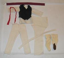 "1/6 scale Custom Native American / Indian APACHE uniform set for 12"" Dolls Ken"