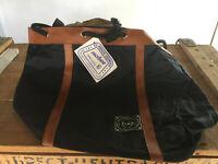 Stadttasche DDR VEB schwarz Rarität Ostalgie original Tasche Handtasche