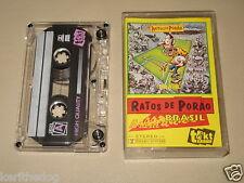 RATOS DE PORAO - Brasil - MC Cassette polish tape /1447