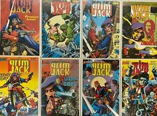 Grimjack first comics lot from:#1-49 49 difference 8.0 VF (1984-88)