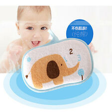 Newborn Baby Kids Soft Bath Towel Infant Cotton Cartoon Wash Shower RANDOM Color