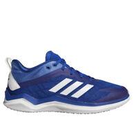 NIB Adidas Speed Trainer 4 Royal Mens Baseball Sneakers Size 12 CG5139 $80