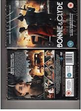 Bonnie And Clyde - Justified (DVD, 2014)-NEW&SEALED-ERIC ROBERTS & JIM POOLE