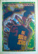 MC 900 FT JESUS - XXXX - Konzertplakat - Concert - Poster - Vera - Groningen