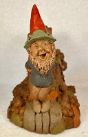 HYDE & POWELL-R 1986~Tom Clark Gnome~Cairn Item #2015~Ed #64~Hand Signed~Story