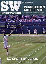 Sport Week.Wimbledon,Novak Djokovic,Jack Nicklaus,Neldon Mandela,Celtic Glasgow