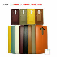 Replacement For LG G4 H815 H810 H819 VS986 LS991 Battery Back Door Cover+NFC